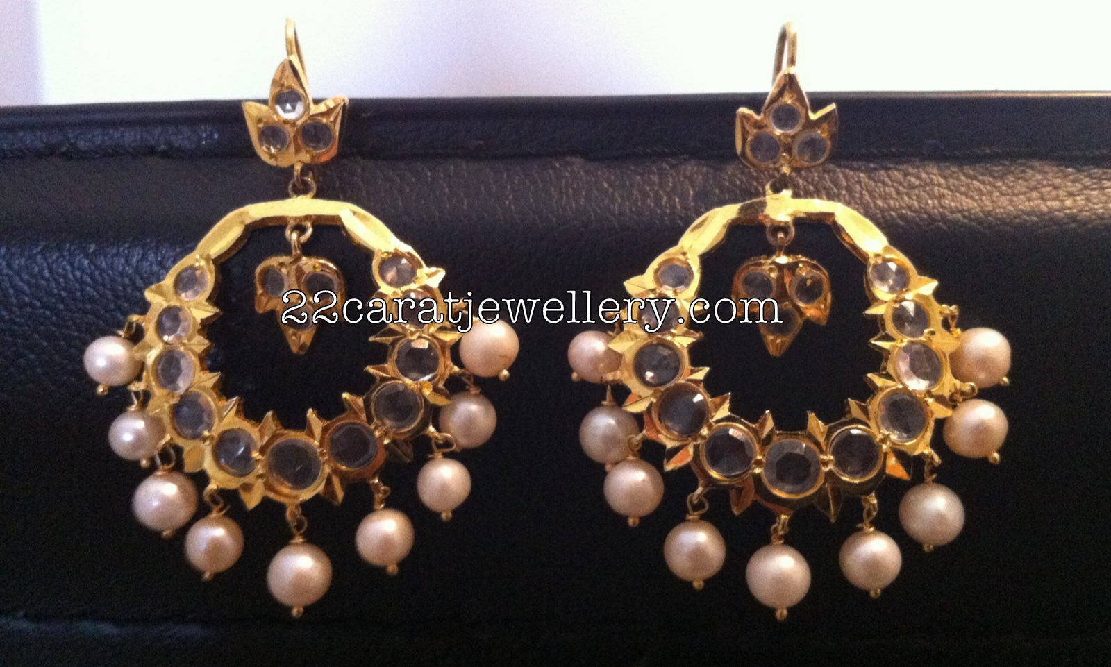 balis earrings chand balis jewellery designs 6894