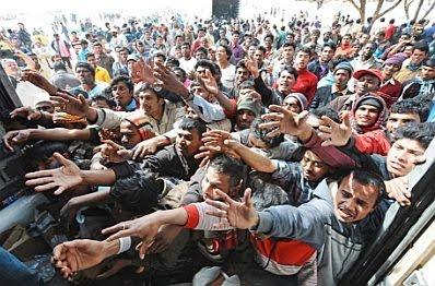 Lampedusa refugees #12