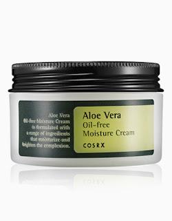 CosRX Aloe Vera Oil-free Moisture Cream by The Shapeshifting Cat