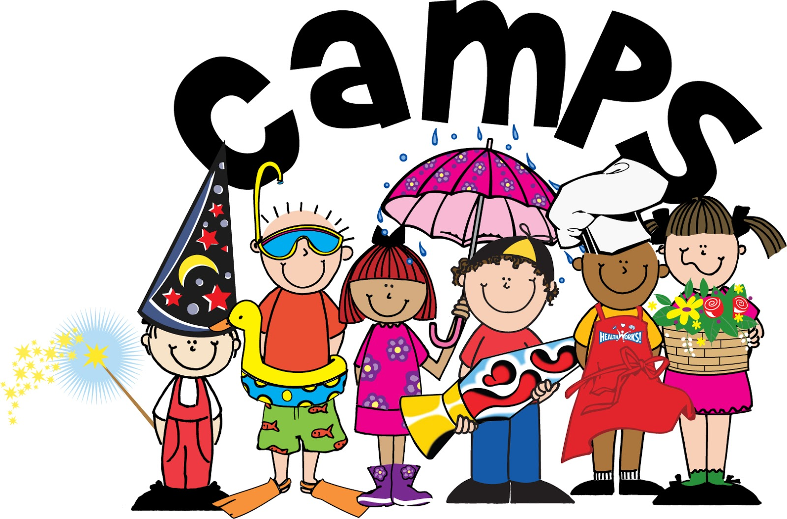 Summer Camps For Children In English