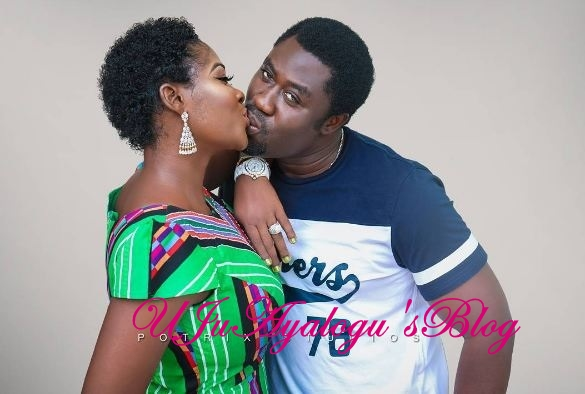 """She's the blood that flows through my veins"" – Mercy Johnson's Husband Gushes Over Her Beauty"
