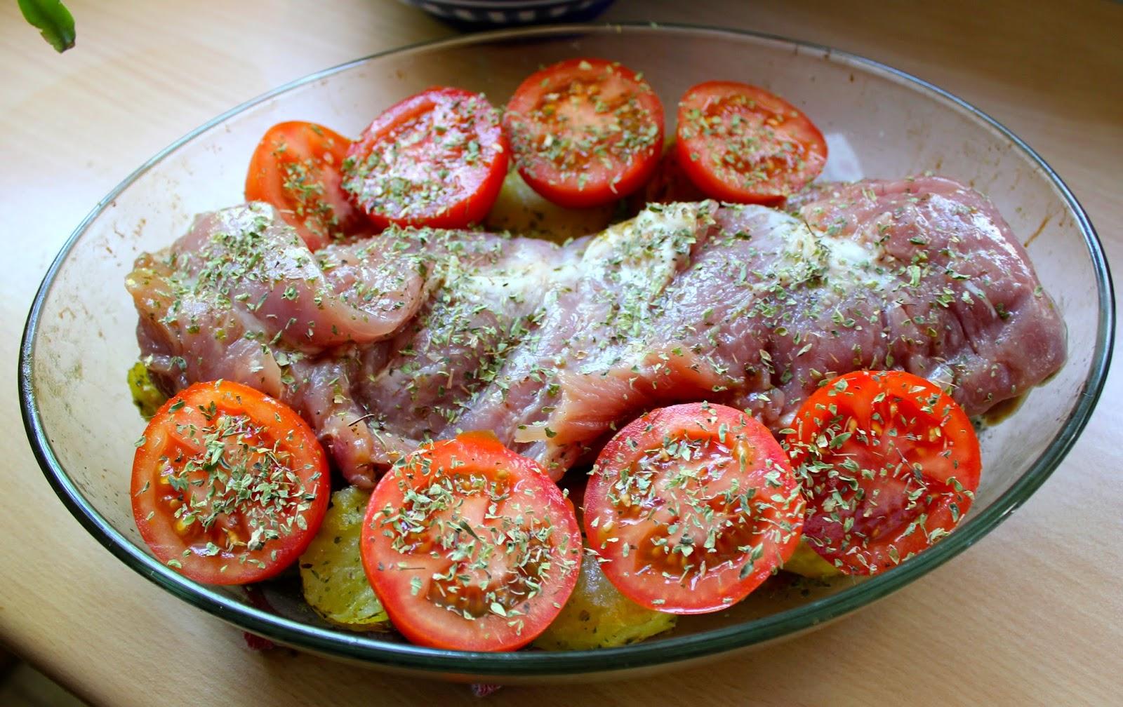 Cocinar es vivir y bordar tambi n lomo de cerdo al for Cocinar a 40 grados