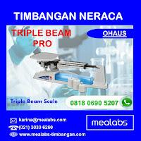 Timbangan Neraca Ohaus Triple Beam Pro