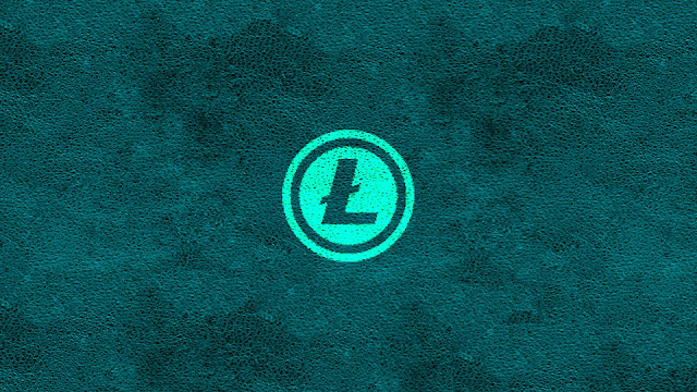Dangerously Boot Custom Litecoin Wallpapers in HD - Aquatic Reef LTC Logo