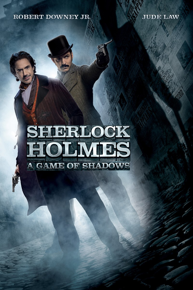 Nonton Film Sherlock Holmes: A Game of Shadows (2011)