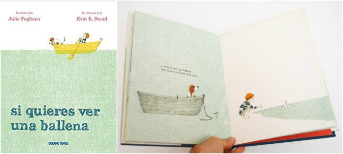 cuentos infantiles inpiracion filosofia educacion montessori si quieres ver una ballena
