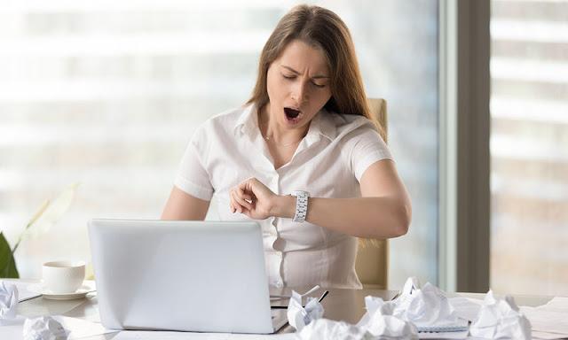 Αν είστε άνω των 40, πρέπει να εργάζεστε μόνο 3 μέρες ανά εβδομάδα