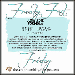 June Freaky Fast Friday Challenge
