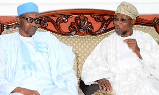 APC Crisis: Buhari In Closed Door Meeting With Tinubu's Men