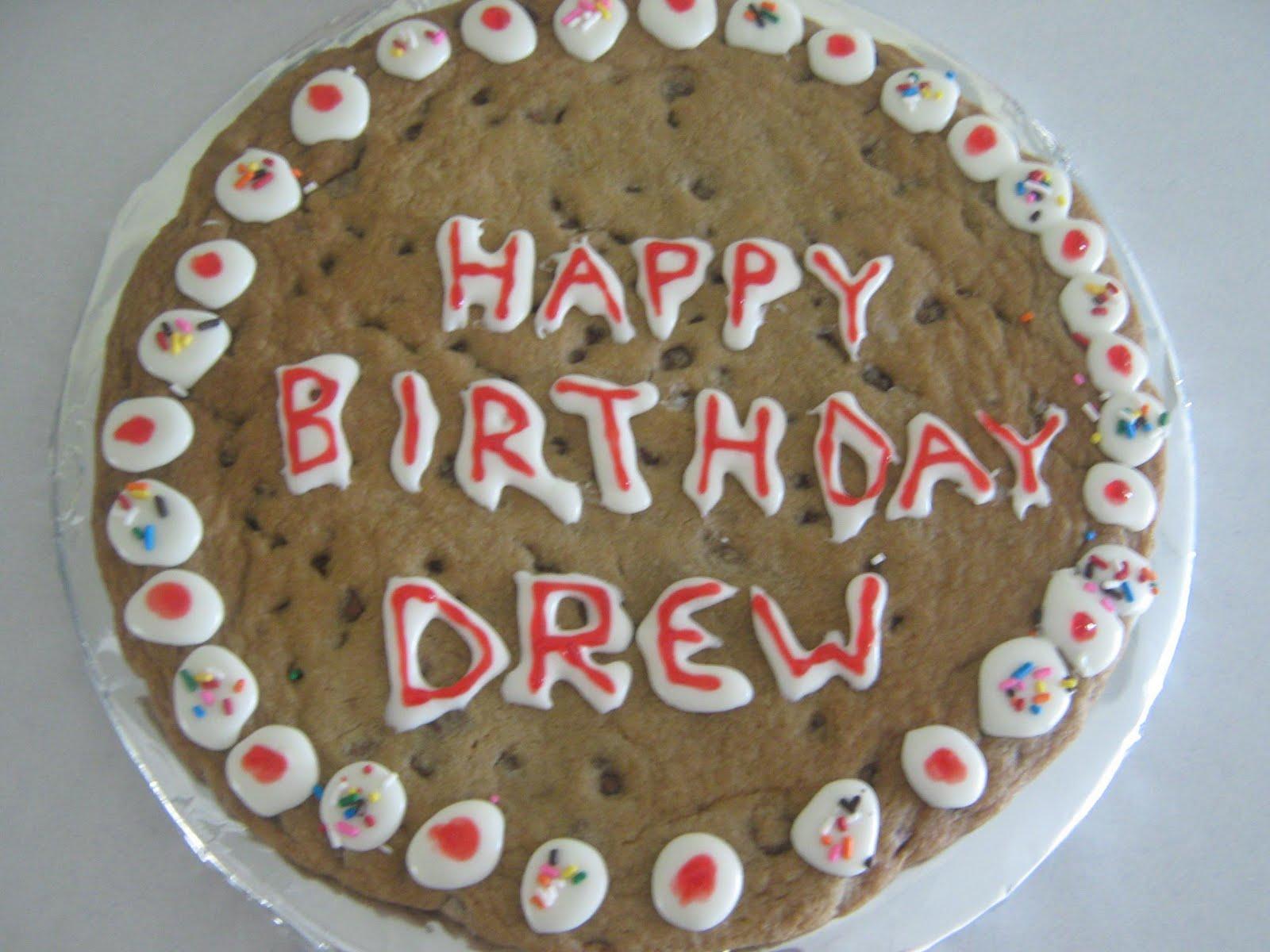 happy birthday drew Life With My X Men: Happy Birthday Drew! happy birthday drew