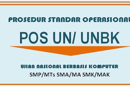 POS UNBK/ UN 2019 PDF