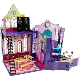 MH G1 Playsets High School Doll