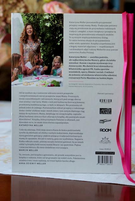 Katarzyna Meller,w kuchni mamy i córki,marginesy,kuk buk,portomassimo,tele tydzień,ryz o tajsku,książka kucharska,recenzje książek,kuchnia tajska,smaczne danie,prosty przepis na ryż,