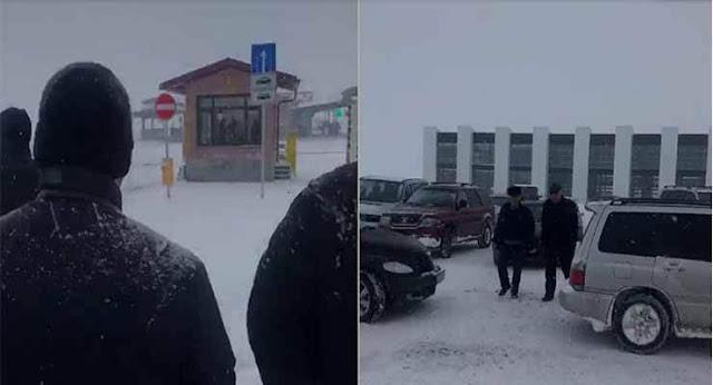 Armenios de Javakhk detenidos por no hacer el servicio militar