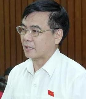 Phó Chủ nhiệm Ủy ban Kinh tế của Quốc hội Nguyễn Văn Phúc