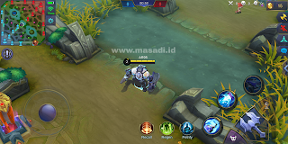 cara memperluas map mobile legends
