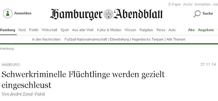hamburger abendblatt epaper