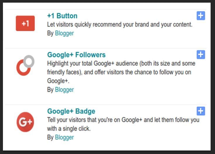Blogger remove Google+ Comments, Widgets, Profile Bangla - Tech Talk2