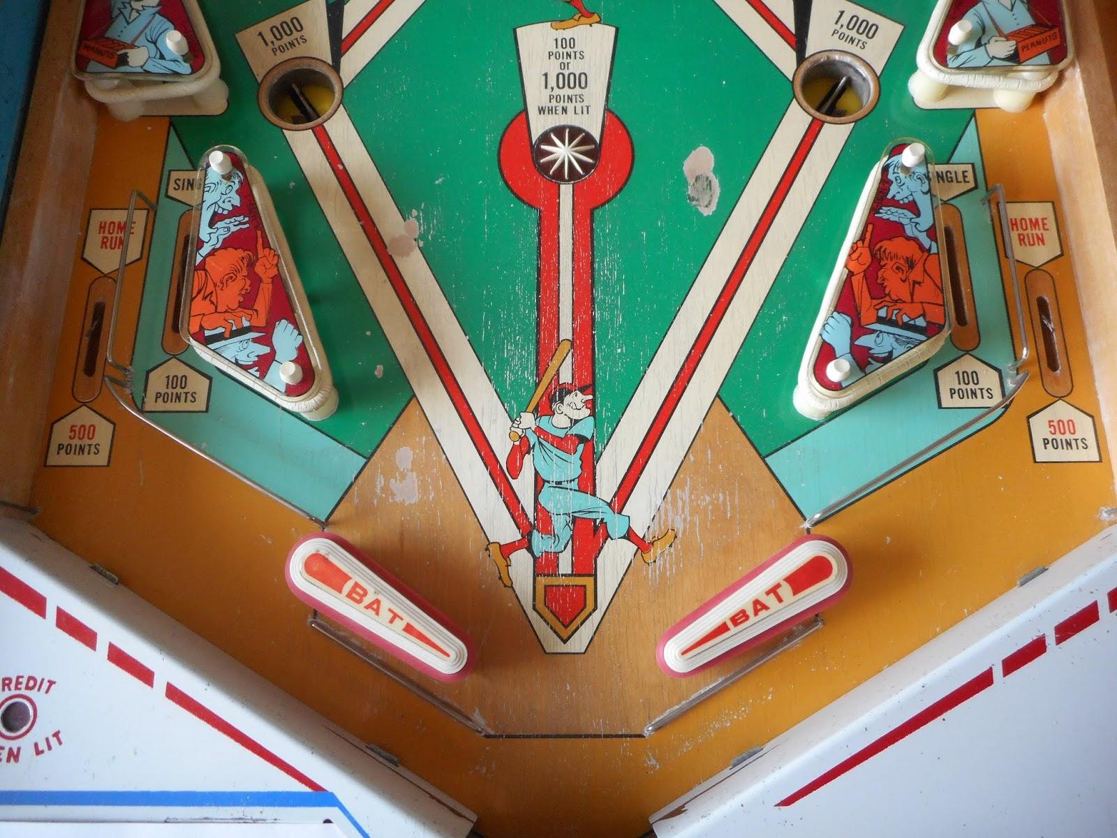Canon City Pinball: 1972 Gottlieb World Series PInball ...