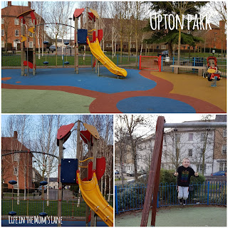 Parks and Playgrounds in Northamptonshire - Upton