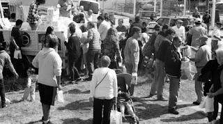 Trenque Lauquen y Tandil (Buenos Aires), entre otras ciudades, fueron algunos de los lugares donde se convocaron los productores.