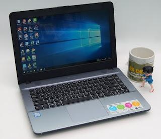Laptop Asus X441UA-WX096D Bekas