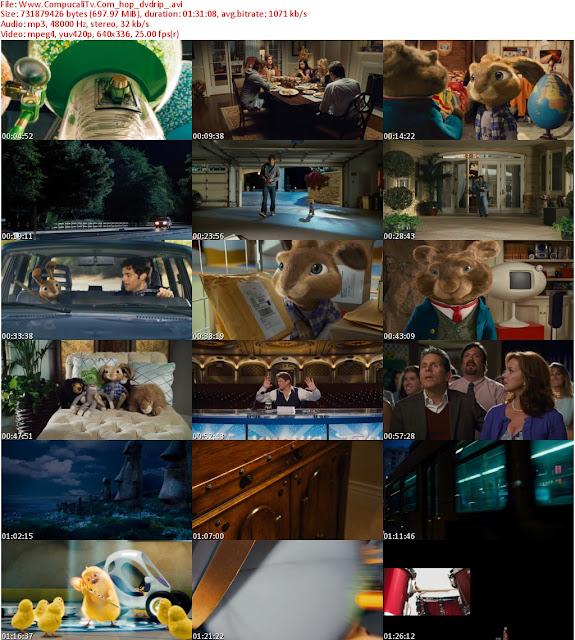 Hop DVDRip [Subtitulos Español] 2011 Descarga 1 Link