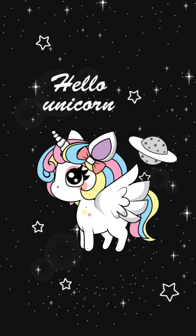 Hello unicorn!