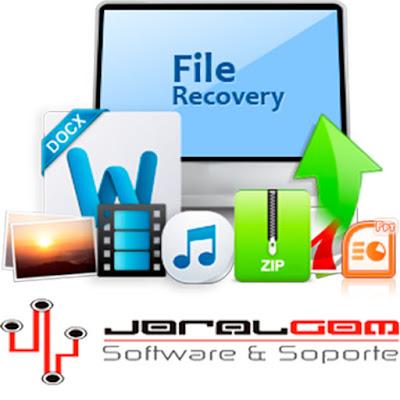 Jihosoft File Recovery - Excelente herramienta de recuperación de datos !!