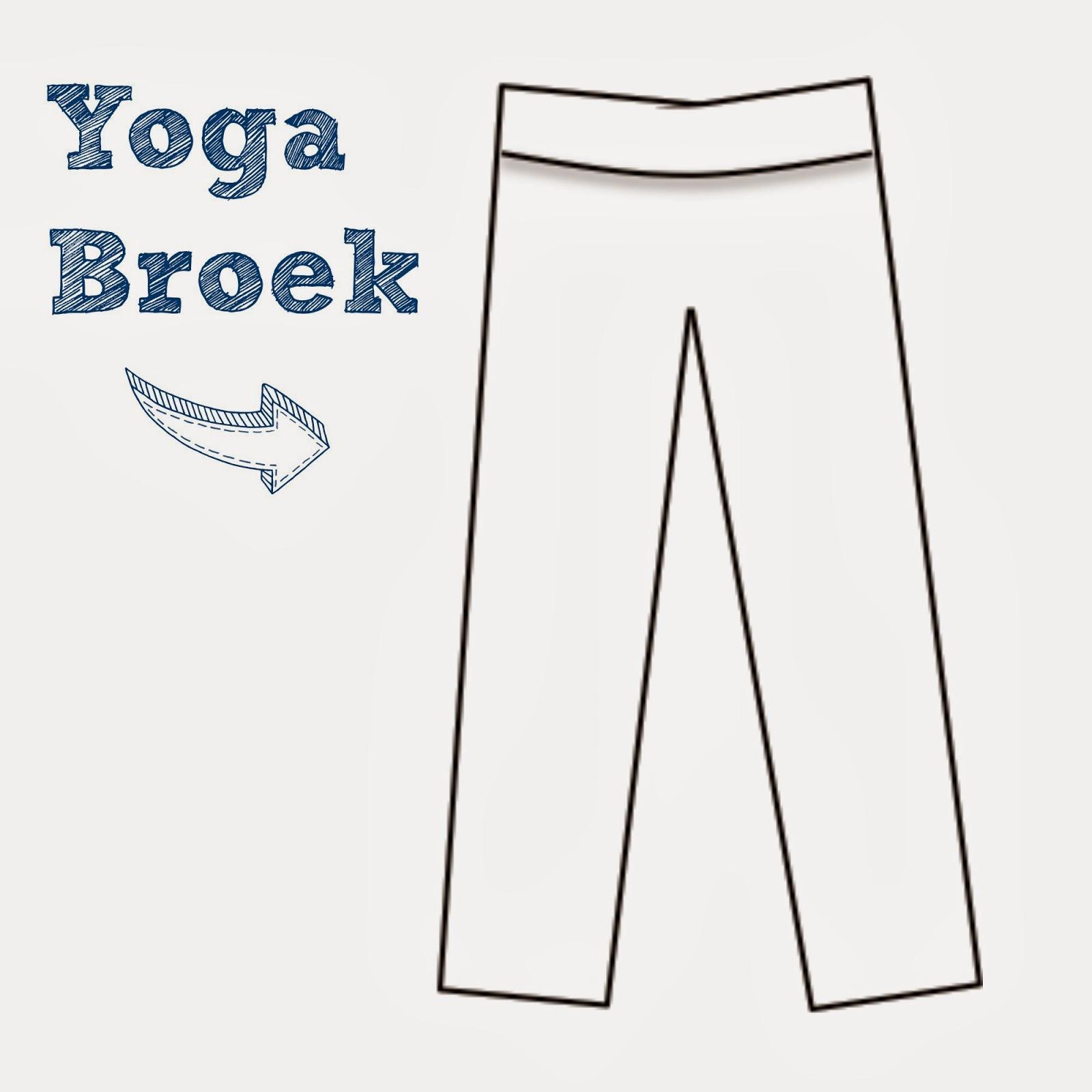 van een broek een rok maken