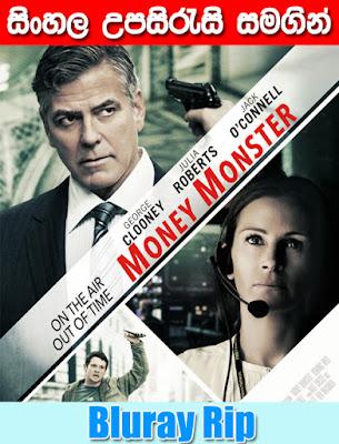 Money Monster 2016 Sinhala Subtitle