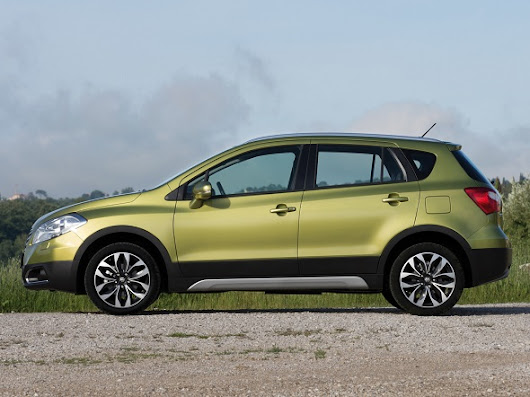 Must Watch All New Maruti Suzuki SX4 S-Cross 2015