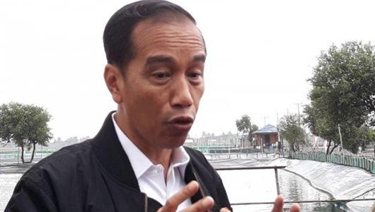 Jokowi: Untungnya Mba Ratna Sarumpaet Itu Jujur, Saya Acung Jempol