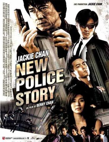 New Police Story (2004) [BRrip 1080p] [Latino] [Acción]