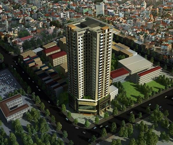 Chung cư Hateco Plaza