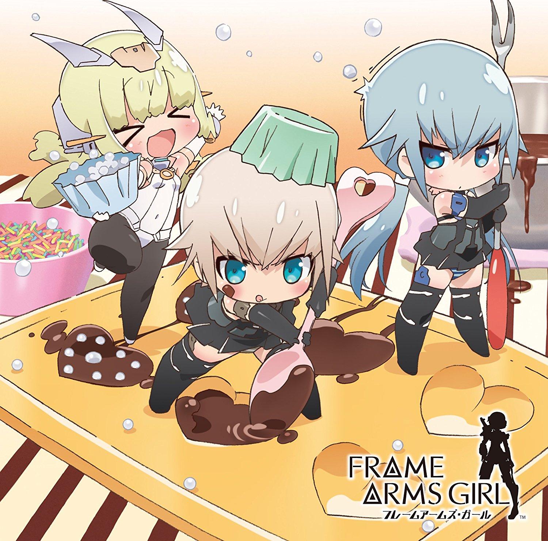 Download Ost. Frame Arms Girl Terbaru