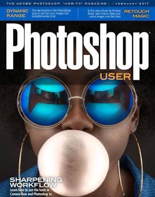 Photoshop User – February 2017