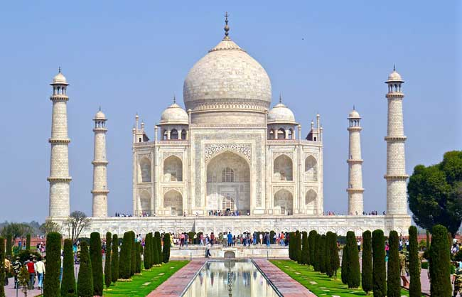Tajmahal GK questions in Hindi