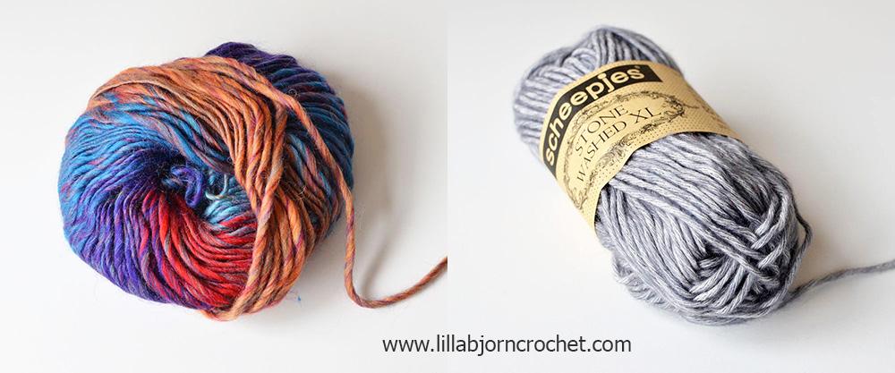 Yarn by Scheepjes - Maxima and Stonewashed XL