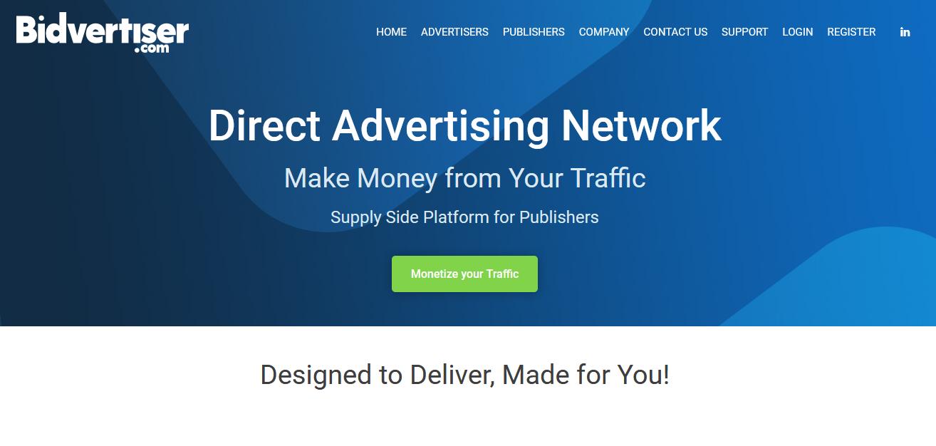 Cara Menggunakan Bidvertiser Dan Bukti Pembayarannya Bukan Scam