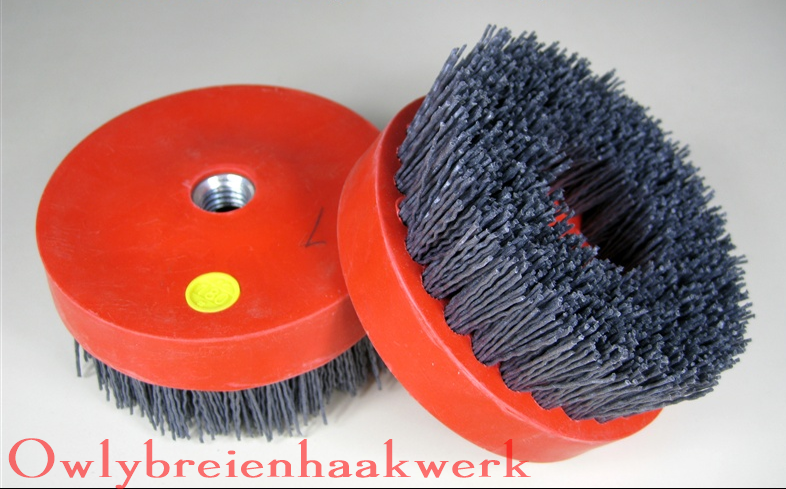 7 Different Types of Abrasive Brushes