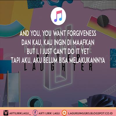 Arti Lirik Lagu Forgiveness - Paramore