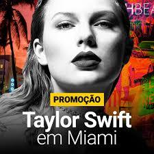 Promoção Show da Taylor Swift em Miami Mix FM