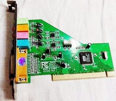 Installing old sound card on latest windows versions.