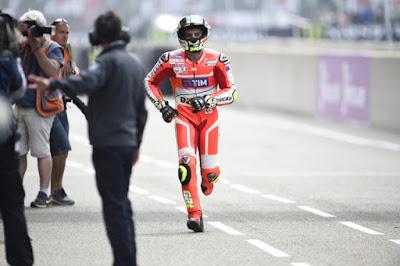 Alasan Ducati Melepas Andrea Iannone