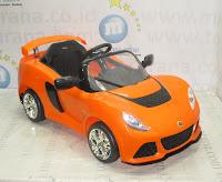 Mobil Mainan Aki DoesToys DT7011 Lotus Exige S Lisensi