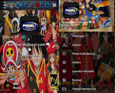 BBM One Piece APK v3.1.0.13 MOD IOS