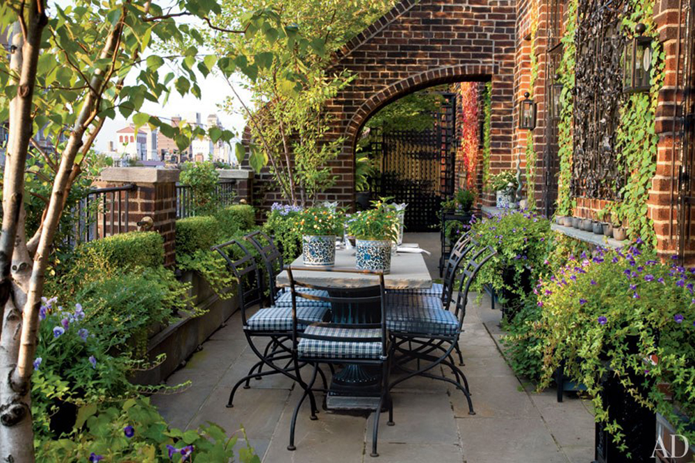 Durham Council of Garden Clubs: 26 Stylish Patio and ...