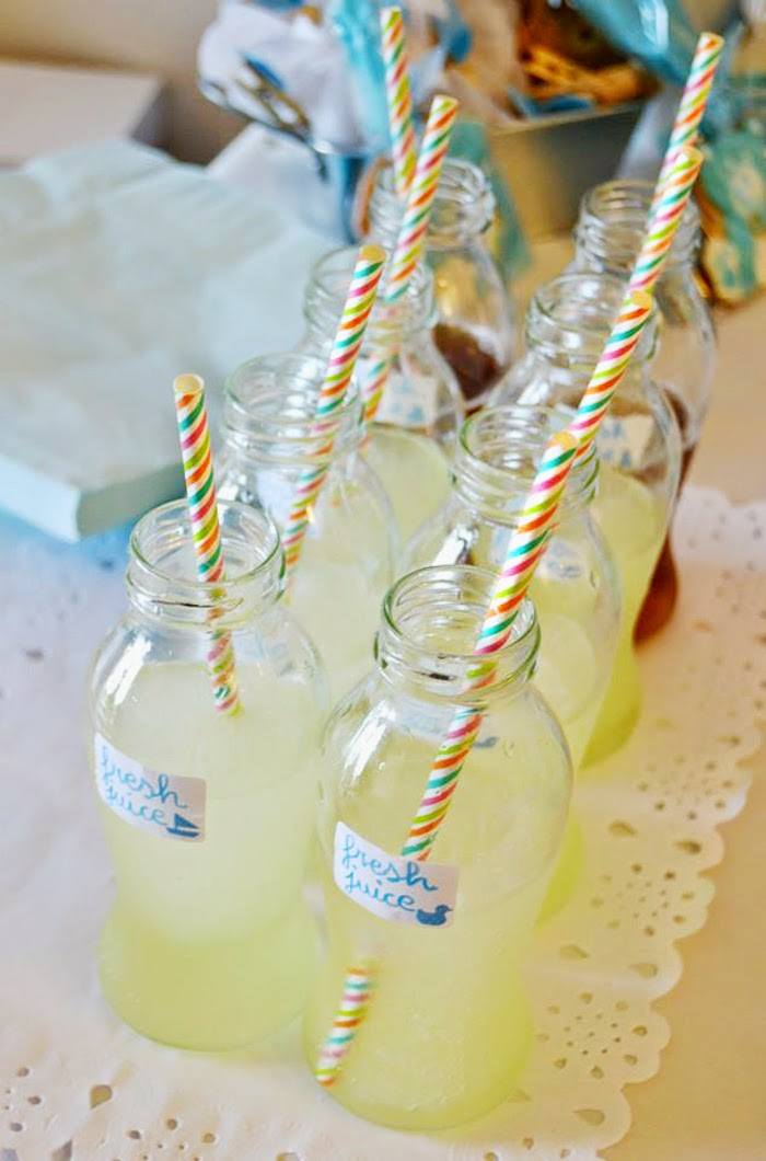 Lemonade Baby Shower