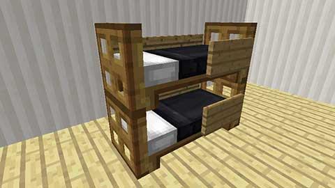 ベッド マイクラ